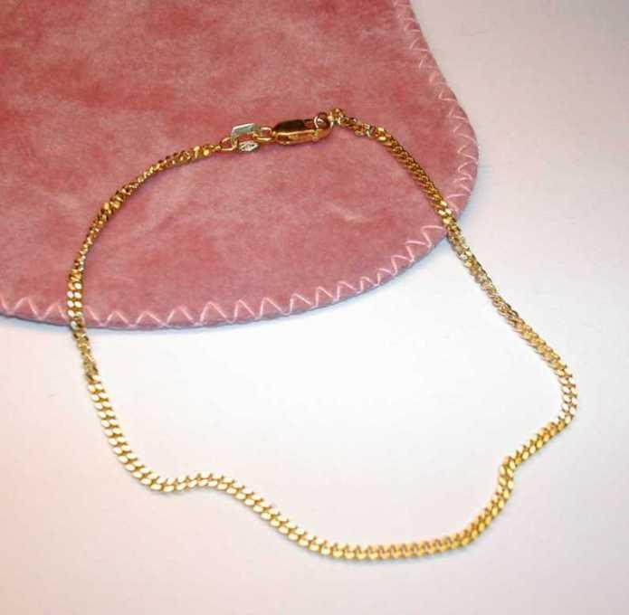 Bracelets 18/k Or Massif